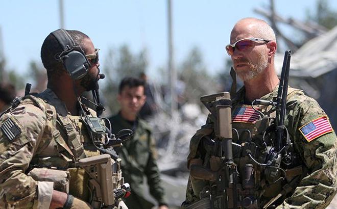 Bất chấp tuyên bố rút quân, Mỹ vẫn lập căn cứ mới gần mỏ dầu Syria?