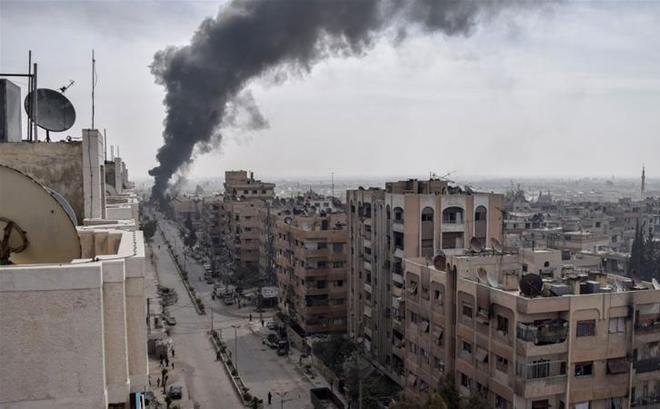 """Nga: Đã tìm ra các """"diễn viên"""" trong video bằng chứng về vụ tấn công hóa học ở Douma, Syria"""