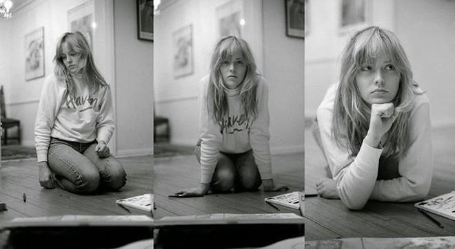 Nhan sắc thanh xuân rực lửa của mỹ nhân Bản năng gốc Sharon Stone - Ảnh 1.