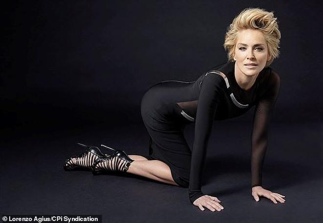 Nhan sắc thanh xuân rực lửa của mỹ nhân Bản năng gốc Sharon Stone - Ảnh 19.