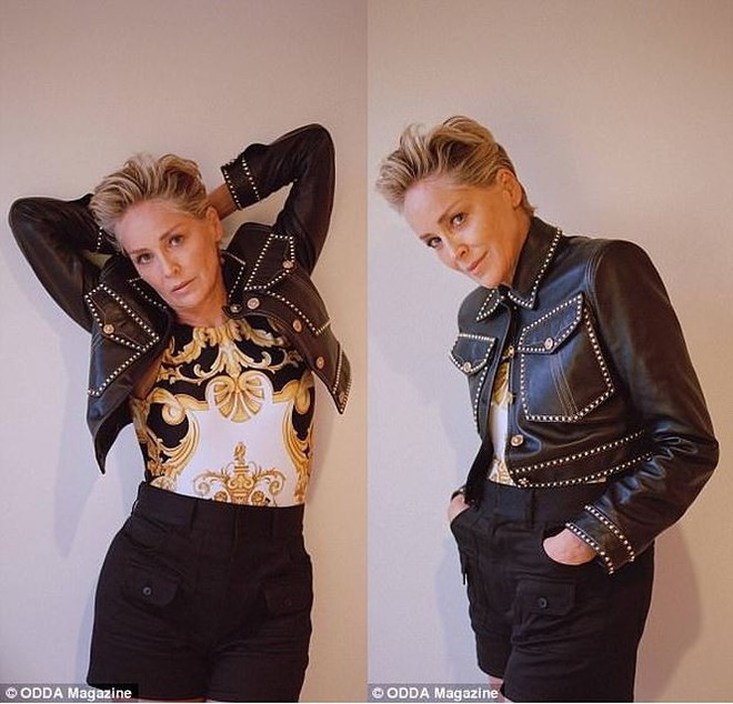 Nhan sắc thanh xuân rực lửa của mỹ nhân Bản năng gốc Sharon Stone - Ảnh 20.