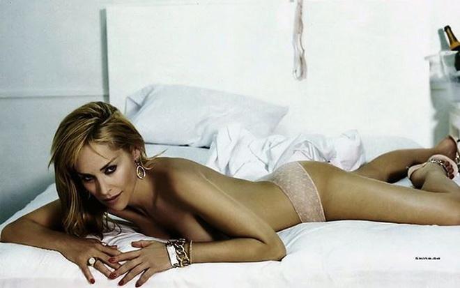 Nhan sắc thanh xuân rực lửa của mỹ nhân Bản năng gốc Sharon Stone - Ảnh 5.