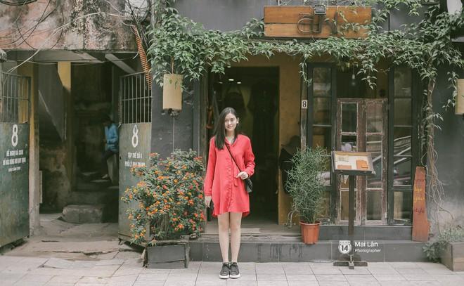 Hot girl 10x cao 1m70 trường Phan Đình Phùng: Vì mình già dặn nên nhiều bạn nam ngại tiếp xúc! - Ảnh 7.