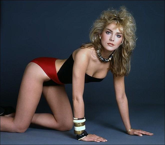 Nhan sắc thanh xuân rực lửa của mỹ nhân Bản năng gốc Sharon Stone - Ảnh 6.