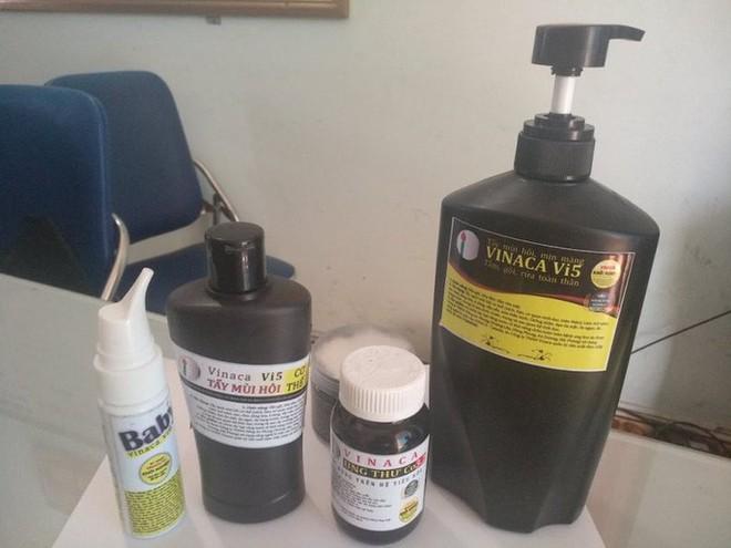 Rùng mình vào nơi sản xuất sản phẩm hỗ trợ điều trị ung thư từ bột than - Ảnh 8.