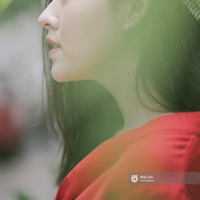 Hot girl 10x cao 1m70 trường Phan Đình Phùng: Vì mình già dặn nên nhiều bạn nam ngại tiếp xúc! - Ảnh 11.