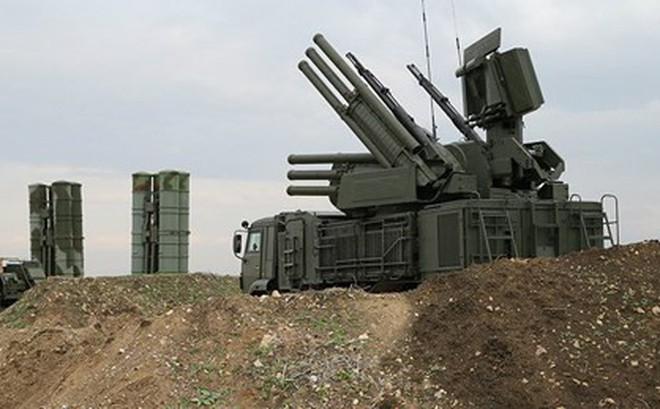Bộ Quốc phòng Nga: Pantsir-S1 của Nga ở Syria đã chặn thành công 100% tên lửa Mỹ