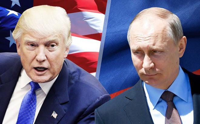 Sau vụ không kích Syria, ông Trump muốn gặp ông Putin