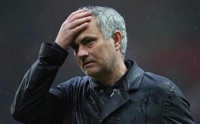 Mourinho dùng