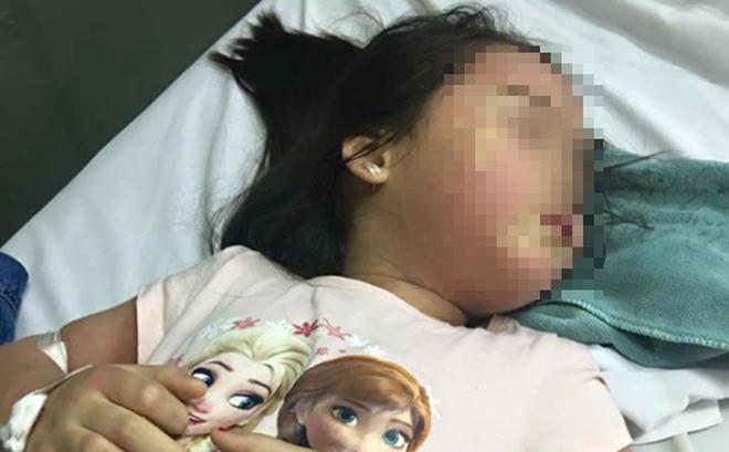 Sự thật vụ bé gái nhập viện cấp cứu sau khi uống trà sữa