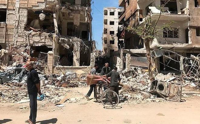 Nga ngăn OPCW tiếp cận Douma, Mỹ tố che giấu chứng cứ về vũ khí hóa học