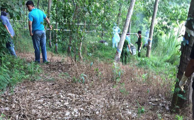 Phát hiện thi thể người phụ nữ đang phân hủy trôi trên sông Bé