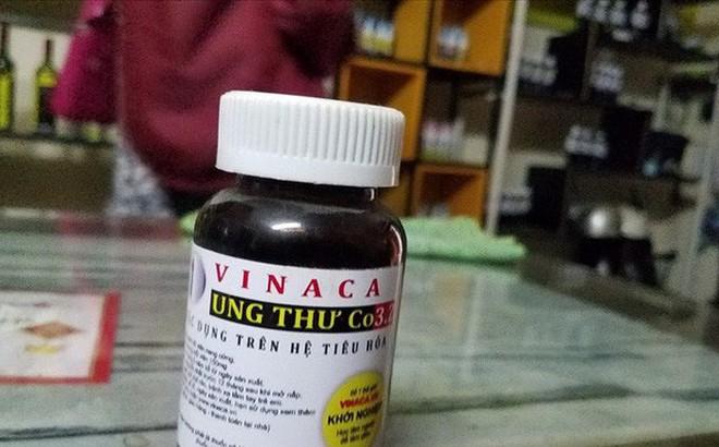 Lãnh đạo Vinaca kể câu chuyện từng chữa khỏi ung thư bằng thuốc than tre để lừa bán hàng