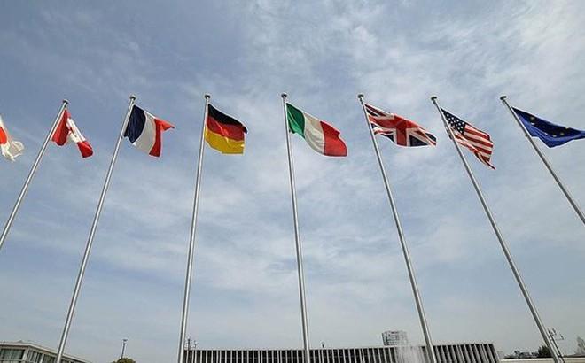 Các nhà lãnh đạo G7 ra tuyên bố chung về tình hình Syria