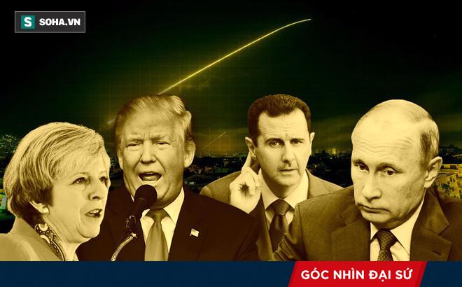 Từ vụ tấn công Syria: Quan hệ Nga - Mỹ sẽ ra sao?