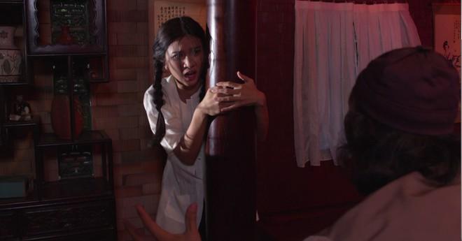 Phim Mộng phù hoa trên VTV: Quá nhiều cảnh cưỡng bức - Ảnh 1.