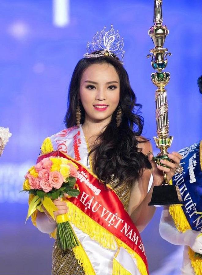 Hành trình 4 năm xóa bỏ sự tự ti của Hoa hậu Kỳ Duyên - Ảnh 1.