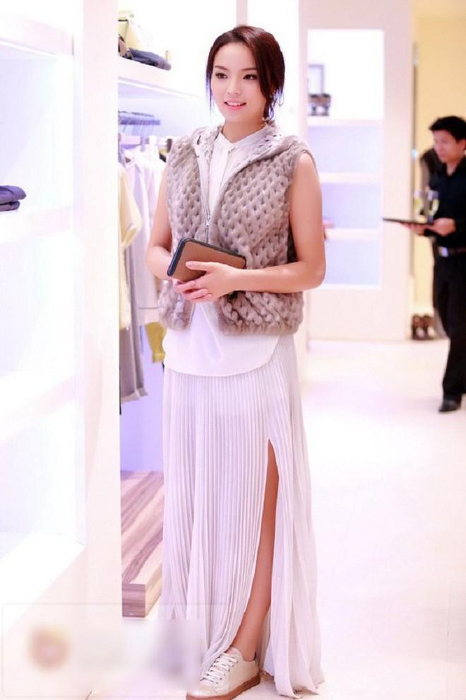 Hành trình 4 năm xóa bỏ sự tự ti của Hoa hậu Kỳ Duyên - Ảnh 4.