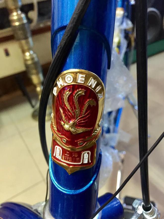 Hoài niệm cả bầu trời tuổi thơ với xe đạp Phượng hoàng giá 3,3 triệu đồng - Ảnh 3.