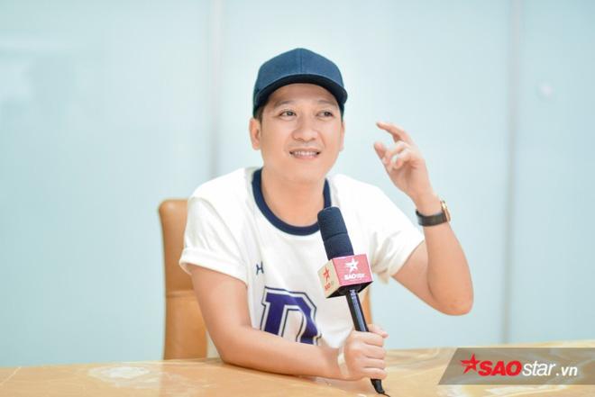 Truong Giang: Muon sinh con gai de... ve rau, cung vo chup hinh, dien kich