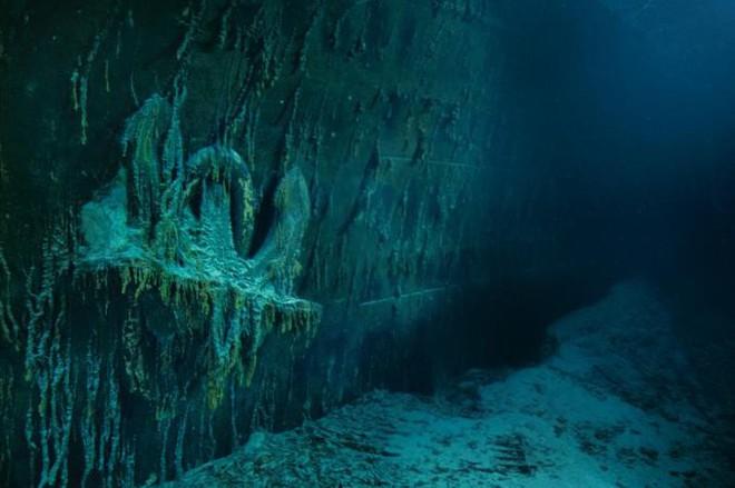 Lặn sâu 4.000m xuống đáy biển, khám phá thế giới chưa từng kể của tàu Titanic huyền thoại - Ảnh 2.