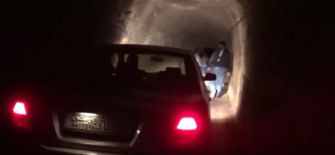 Syria sẽ lấp hết những đường hầm kiên cố ở Đông Ghouta