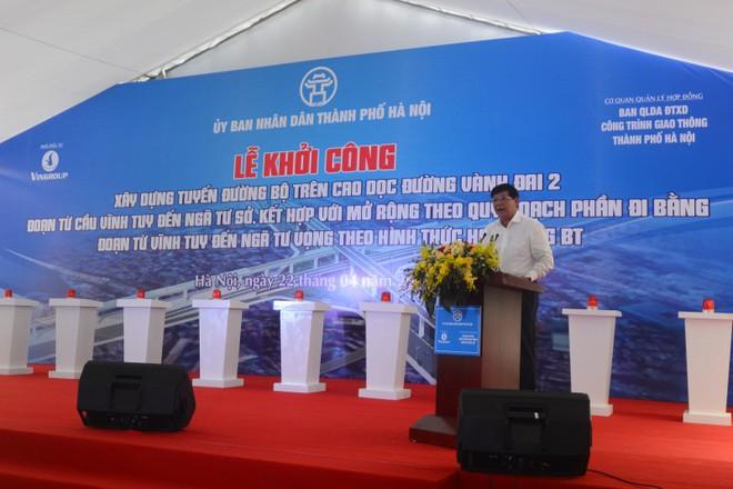 Gần 10 nghìn tỷ làm đường trên cao Vĩnh Tuy - Ngã Tư Sở - Ảnh 6.