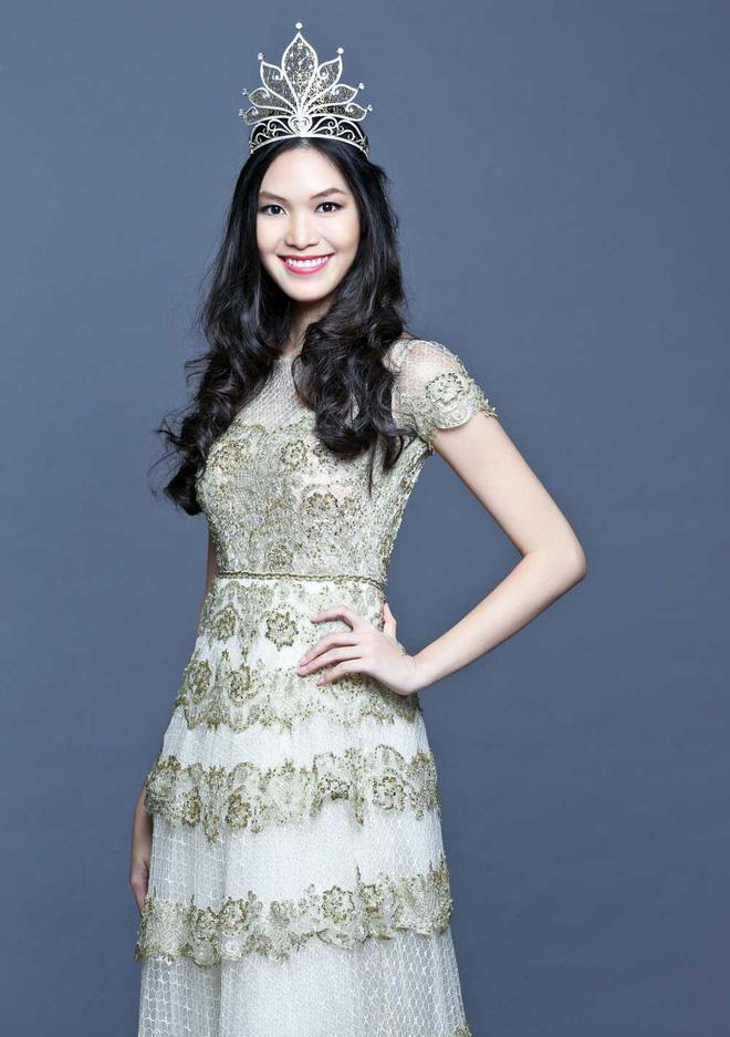 Những Hoa hậu, Á hậu Việt gặp rắc rối về học vấn sau khi đăng quang - Ảnh 1.