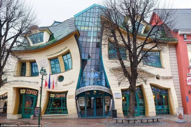 Mãn nhãn trước những công trình kiến trúc đẳng cấp nhất thế giới - Ảnh 13.