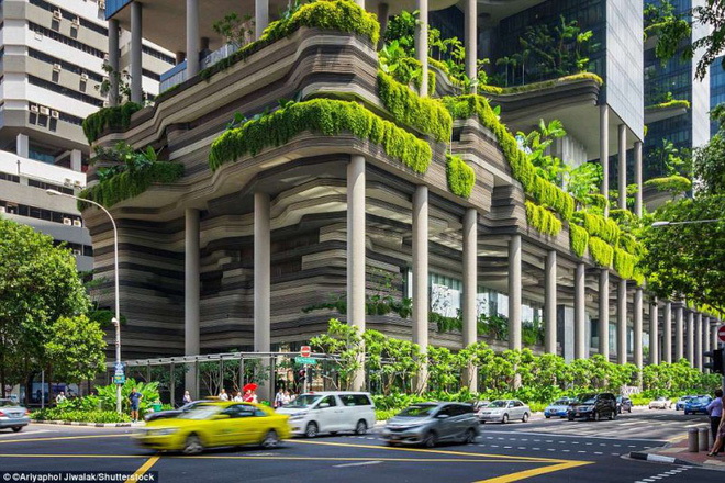 Mãn nhãn trước những công trình kiến trúc đẳng cấp nhất thế giới - Ảnh 15.