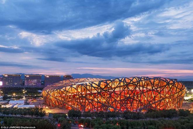 Mãn nhãn trước những công trình kiến trúc đẳng cấp nhất thế giới - Ảnh 3.