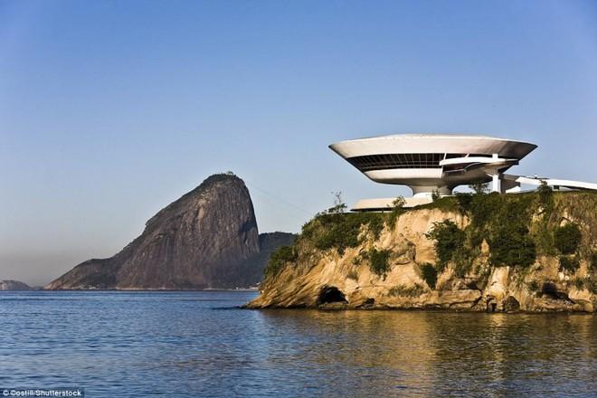 Mãn nhãn trước những công trình kiến trúc đẳng cấp nhất thế giới - Ảnh 8.