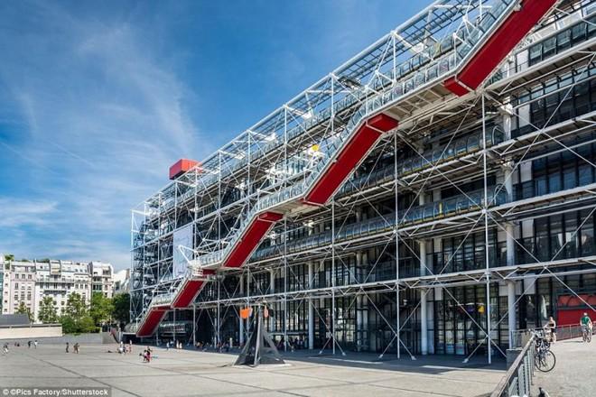 Mãn nhãn trước những công trình kiến trúc đẳng cấp nhất thế giới - Ảnh 9.