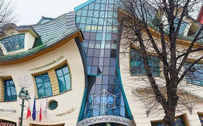 Mãn nhãn trước những công trình kiến trúc đẳng cấp nhất thế giới