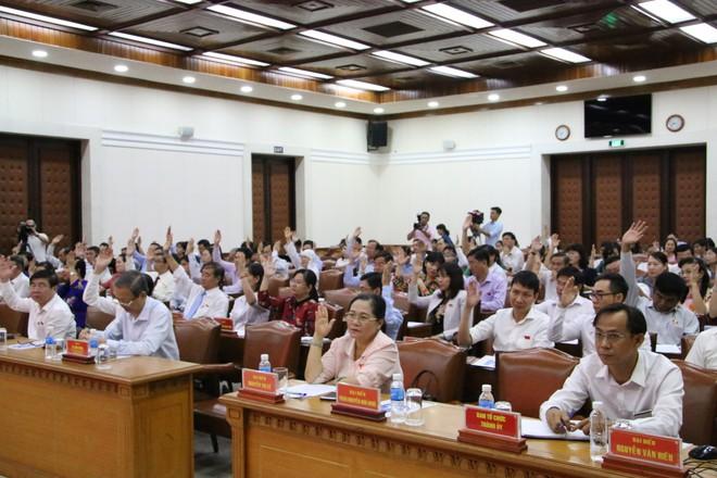 Tâm sự của ông Lê Văn Khoa trong ngày thôi chức Phó chủ tịch TP HCM: Tôi bị tai biến 2 lần - Ảnh 1.