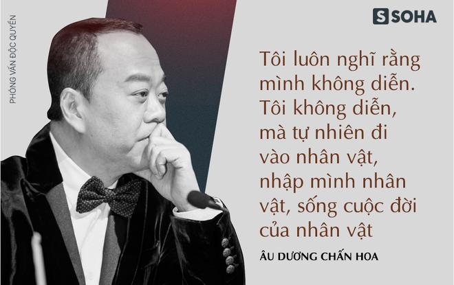 Âu Dương Chấn Hoa trả lời độc quyền báo Việt Nam: 20 năm không con cái, hạnh phúc viên mãn bên vợ tỷ phú 5