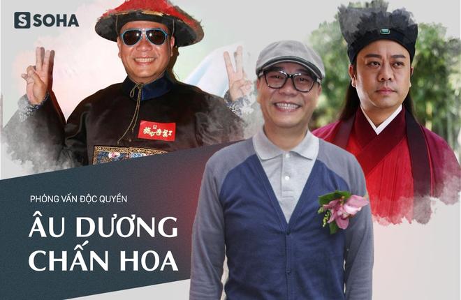 Âu Dương Chấn Hoa trả lời độc quyền báo Việt Nam: 20 năm không con cái, hạnh phúc viên mãn bên vợ tỷ phú 3
