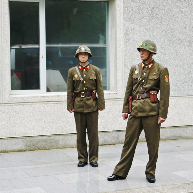 Thù địch và hy vọng ở DMZ liên Triều nhìn từ hai phía qua ống kính người Việt 4