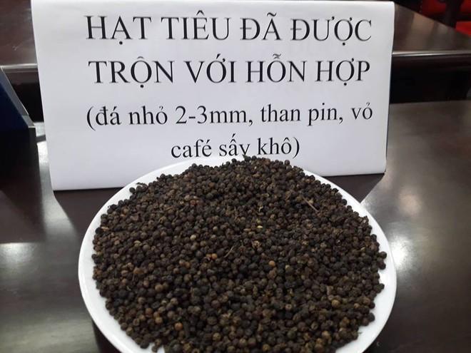 Công an Đắk Nông: Phế phẩm cà phê nhuộm pin con Ó được bán với giá 9.000 đồng/kg - Ảnh 3.