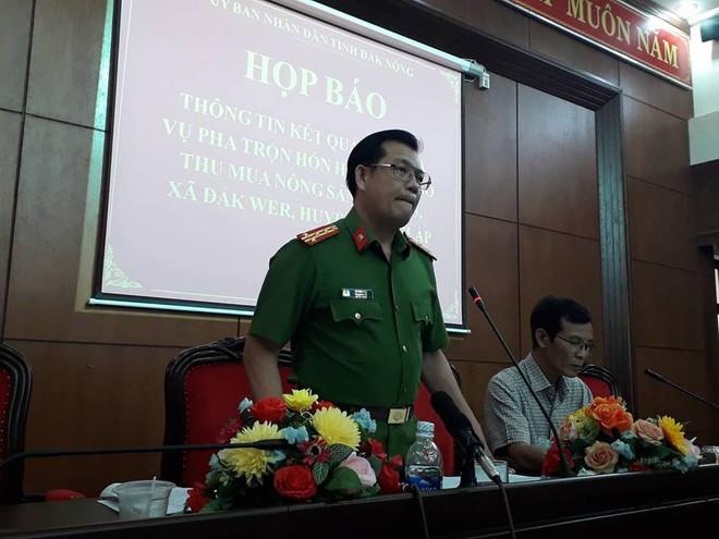 Công an Đắk Nông: Phế phẩm cà phê nhuộm pin con Ó được bán với giá 9.000 đồng/kg - Ảnh 1.