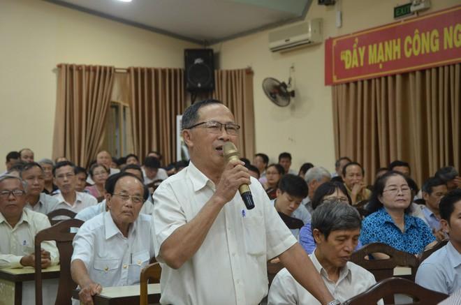 Cử tri đề nghị làm rõ biệt thự tiền tỷ của Giám đốc Công an Đà Nẵng - Ảnh 2.