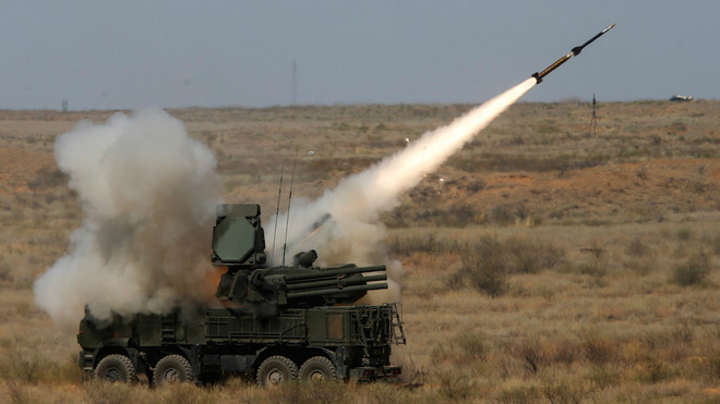 71 giảm còn 46: Đâu mới là con số thực tên lửa bị phòng không Syria bắn hạ? - Ảnh 1.