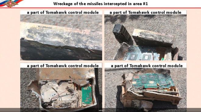 Nga công bố ảnh tên lửa mới, thông minh Mỹ tan xác ở Syria: Cú knock out đúng thời điểm - Ảnh 1.