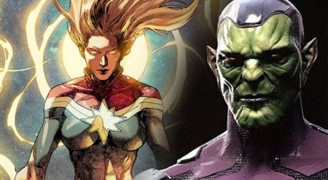 Captain Marvel: Người đang được săn lùng trong bom tấn Avengers - Infinity War là ai? - Ảnh 6.