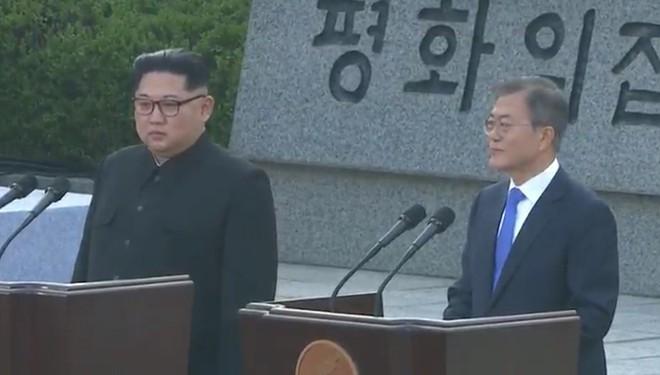 [CẬP NHẬT] Hàn Quốc - Triều Tiên sẽ ký hiệp ước hòa bình, chấm dứt chiến tranh - Ảnh 1.