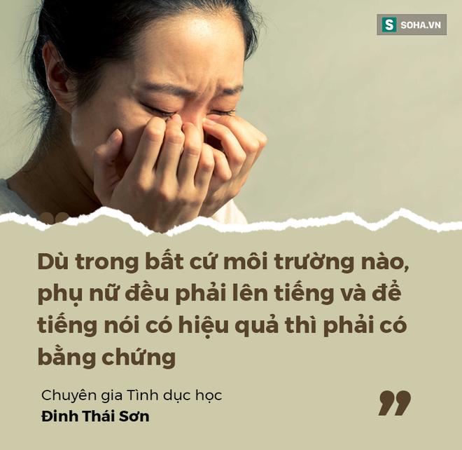 Quấy rối tình dục ở công sở: Trong văn hóa Việt, nạn nhân luôn là người bị thiệt đầu tiên - Ảnh 3.