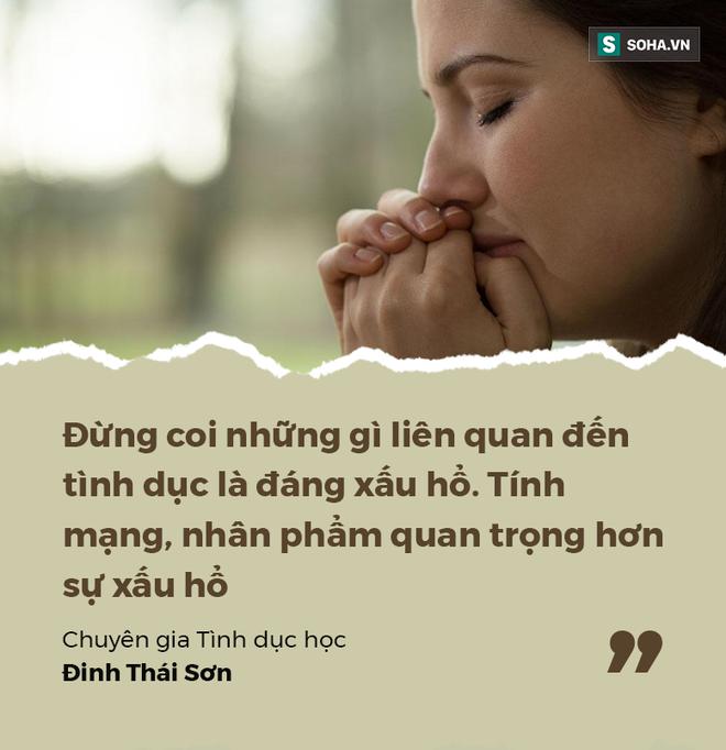 Quấy rối tình dục ở công sở: Trong văn hóa Việt, nạn nhân luôn là người bị thiệt đầu tiên - Ảnh 4.