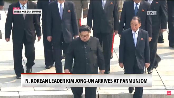 [CẬP NHẬT] Ông Kim Jong-un: Đường phân giới rất dễ bước qua mà ta lại mất tới 11 năm - Ảnh 3.