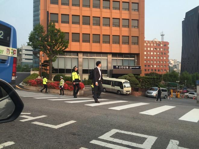 [CẬP NHẬT] Hội nghị thượng đỉnh liên Triều: Ông Kim Jong-un đã rời Bình Nhưỡng, sắp tới Bàn Môn Điếm - Ảnh 3.
