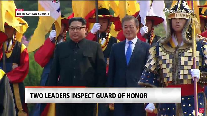 Thượng đỉnh liên Triều, TT Hàn Quốc vinh danh quyết định dũng cảm của
